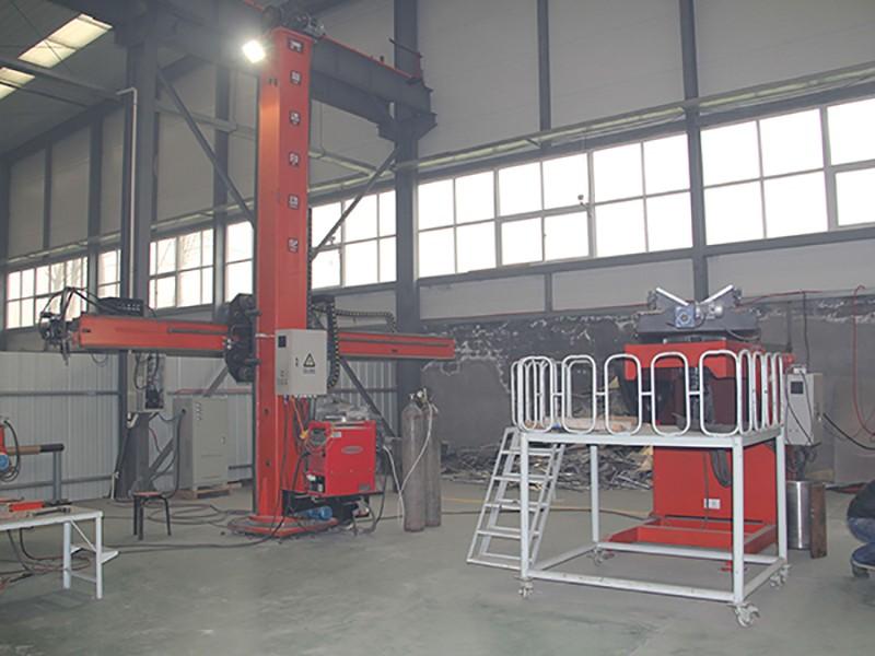 焊接辅助设施