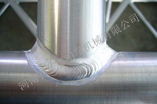 铝合金焊接——铝管对接