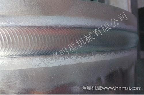 铝合金焊接——MIG盖面