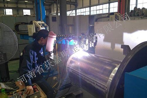铝合金焊接加工——TIG自动焊