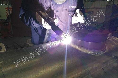 铝合金焊接加工——手工氩弧焊