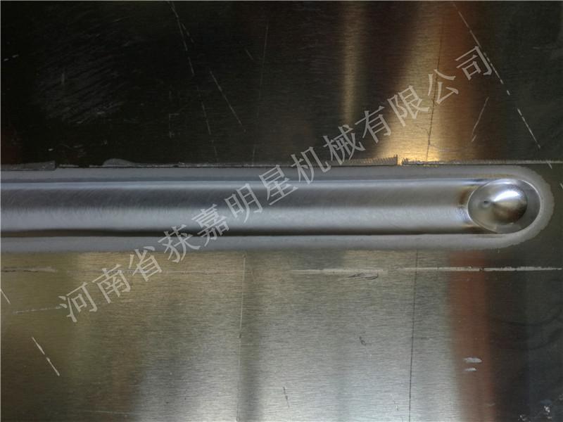 铝合金焊接--焊缝展示