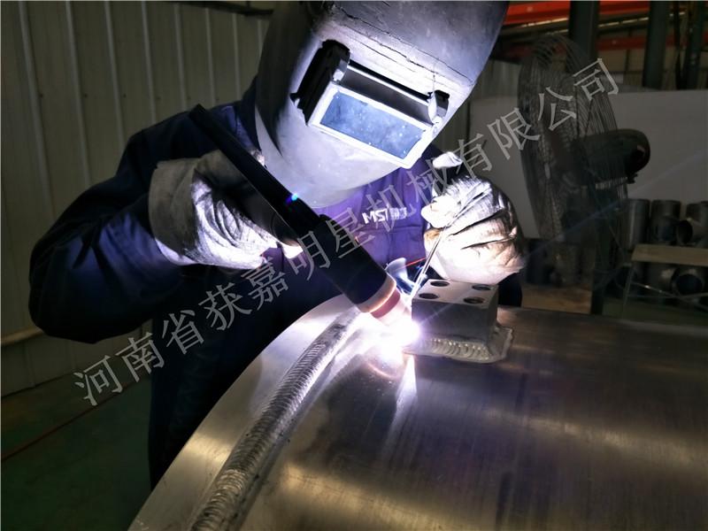 铝合金焊接加工--手工氩弧焊